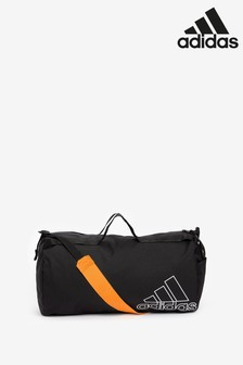 adidas Black Duffel Bag