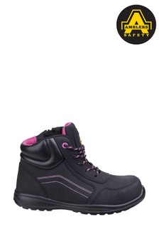 Amblers Safety Black AS601 Lydia Composite Safety Boots