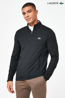Lacoste® Golf Quarter Zip Mid Layer Top