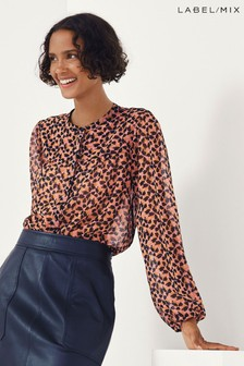 Second Female Hilma Printed Shirt
