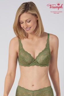 Triumph® Green Amourette 300 Wired Bra