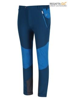 Regatta Blue Tech Mountain Trousers