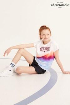 Abercrombie & Fitch Tie Dye Core Logo T-Shirt