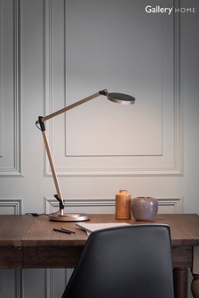 Jack Matt Gold Touch Table Lamp by Gallery Direct