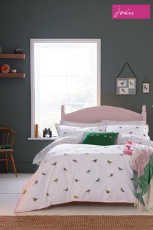 Joules Great British Birds Duvet Cover