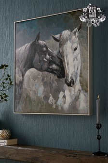 Art For The Home Wild Horses Wall Art