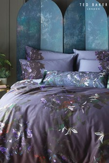 Ted Baker Pomegranate Midnight Pillowcase