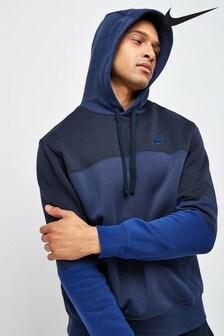 Nike Sportswear Colourblock Pullover Hoodie