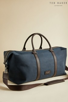 Ted Baker Ruisse Faux Nubuck Holdall