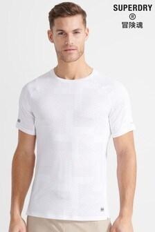 Superdry Sport Run Lock Up T-Shirt