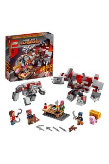 LEGO 21163 Minecraft The Redstone Battle Building Set