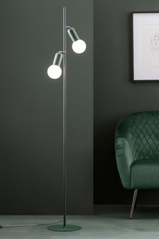 Lyon 2 Light Floor Lamp