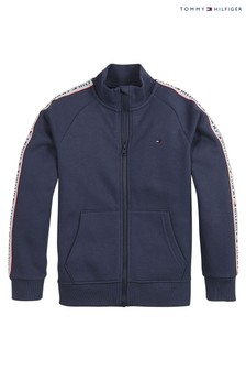 Tommy Hilfiger Blue Taping Full Zip Track Jacket