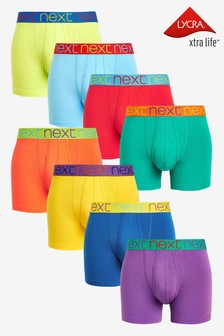 Bright Colour A-Fronts Eight Pack