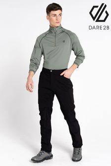 Dare 2b Black Tuned In II Zip Off Trousers