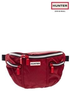 Hunter Red Original Nylon Bumbag