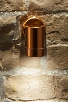 Copper Fixed Spot Wall Light by Pacific