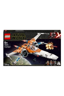 LEGO 75273 Star Wars Poe Dameron's X-wing Fighter Playset