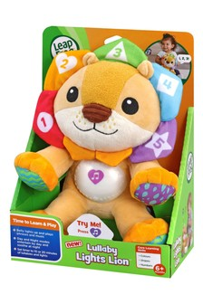 LeapFrog Lullaby Lights Lion 607103