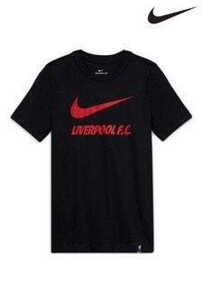 Nike Liverpool Football Club Crest T-Shirt