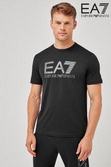 Emporio Armani EA7 Black Visibility T-Shirt