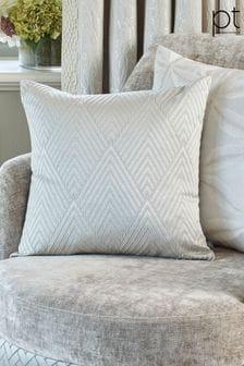 Prestigious Textiles Crimp Stonewash Feather Cushion