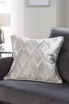 Marble Geo Cushion
