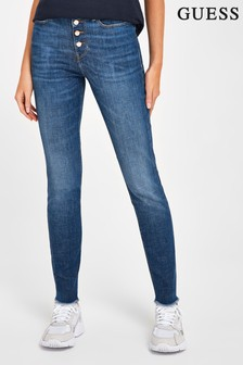 Guess Blue Denim Baywater Slim Fit Jeans