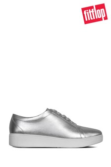 FitFlop™ Silver Rally Sneakers