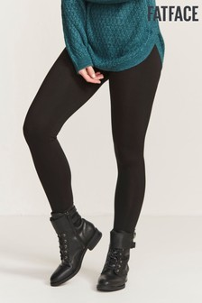 FatFace Black Leggings