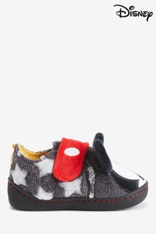 Grey Mickey Mouse™ Slippers (Younger)