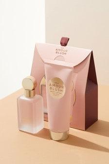 Amour Blush 100ml Eau De Parfum Gift Set