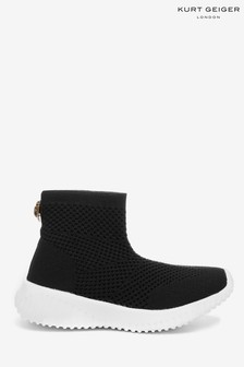 Kurt Geiger London Mini Lorna Sock Trainers