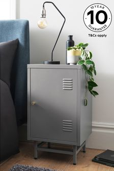 Grey Locker Bedside