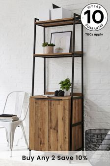 Oak Effect Bronx Modular Storage Shelf