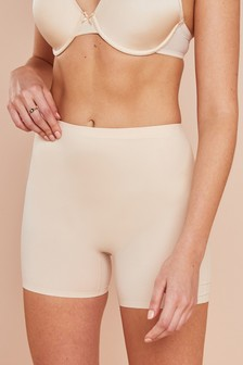 Nude Smoothing Boy Shorts