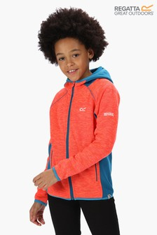 Regatta Orange Dissolver II Full Zip Fleece Jacket