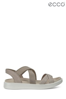 ECCO® Flowt W Cross-Over Elastic Sandals