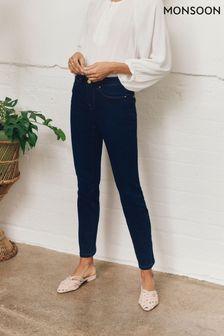 Monsoon Blue Azura Premium Short-Length Jeans
