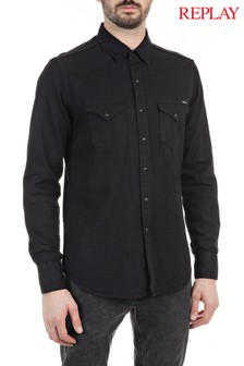 Replay® Denim Shirt