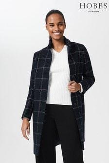 Hobbs Blue Lisa Coat