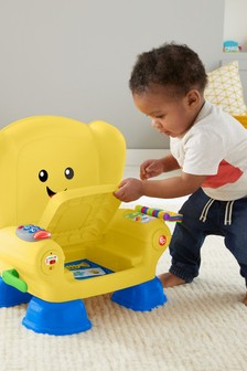 Fisher Price Smart Stages Chair Yellow