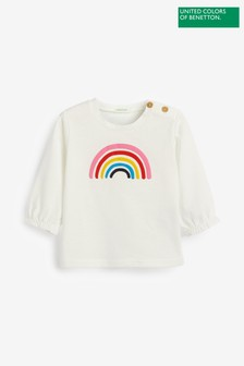 Benetton Long Sleeve T-Shirt