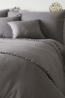 Paignton Duvet Cover and Pillowcase Set by Appletree