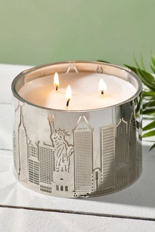 Collection Luxe New York Scene 3 Wick Candle
