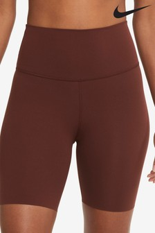 Nike Yoga Luxe High Waisted Shorts