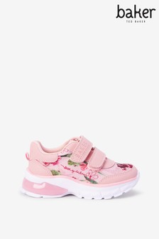 Baker by Ted Baker Floral Chunky Trainers
