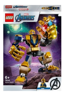 LEGO® Super Heroes Marvel® Avengers Thanos Mech Set 76141