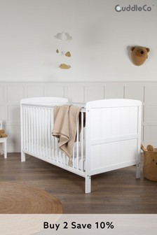 CuddleCo Juliet Cot Bed White