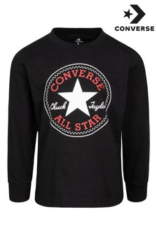 Converse Chuck Patch Younger Boys T-Shirt